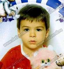 Jaroslav Bunin, 5 years old, Lipetsk